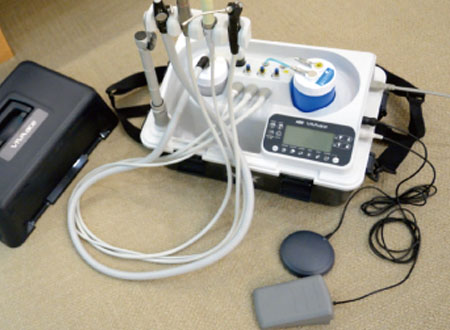 訪問歯科診療機