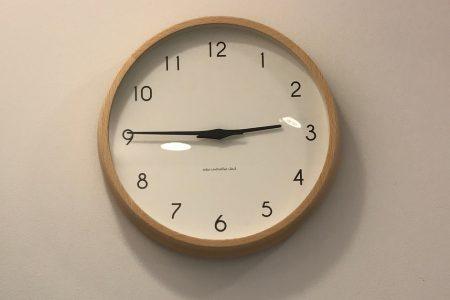 ⓝⓔⓦ時計と時間のおはなし🕓