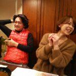 清水歯科の新年会(´・ω・`)