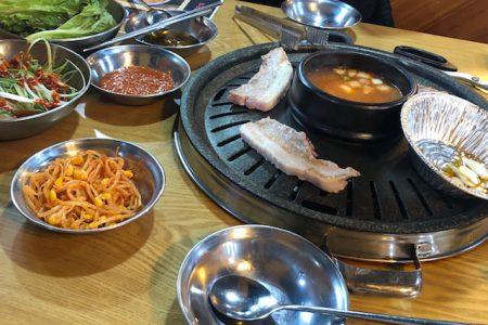 お盆休みin韓国