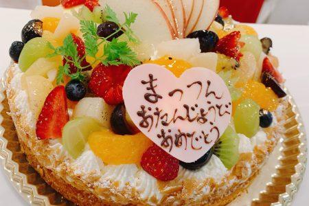 誕生日🤍🤍