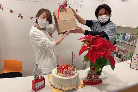 堀江さんHAPPYBIRTHDAY♥