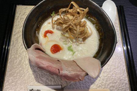 鶏Soba 座銀